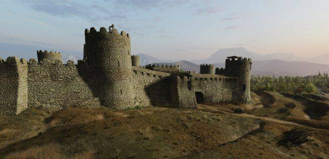 Mount & Blade 2: Bannerlord will have upgradable castles