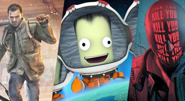 The May Humble Monthly kicks off with Kerbal Space Program, Dead Rising 4, and Ruiner