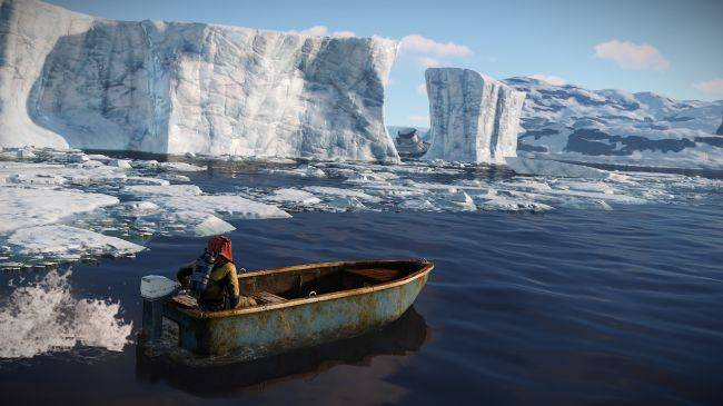 Rust's first player-controlled vehicle has arrived, and it's a boat