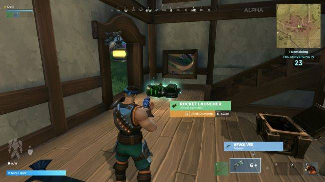 Hi-Rez starts alpha tests for Paladins battle royale game, shows off weapon crafting system and map
