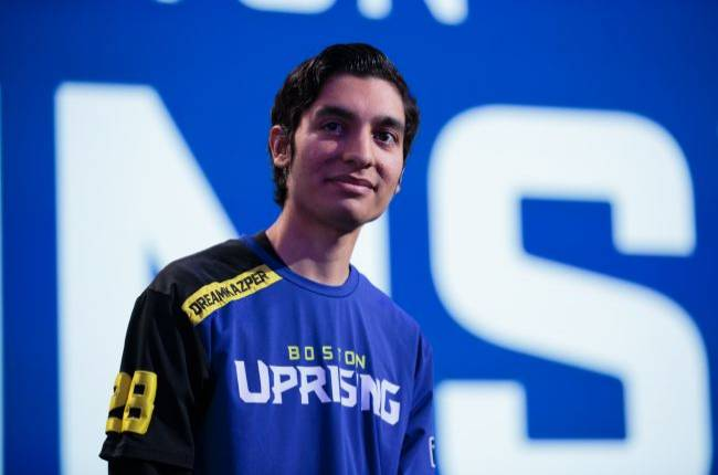 Overwatch League player DreamKazper suspended following 'allegations'