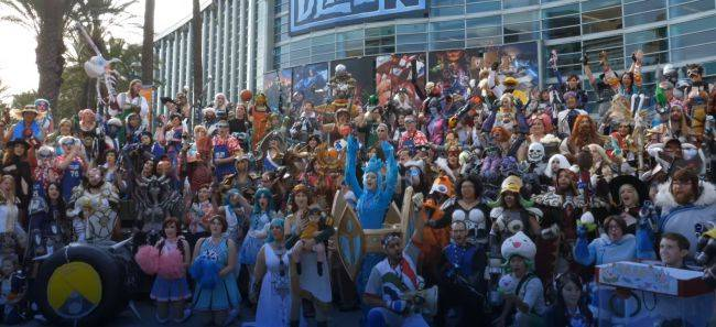 BlizzCon 2018 dates announced, tickets go on sale in May