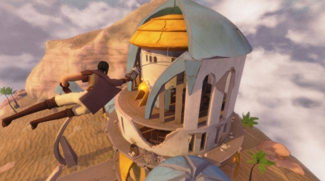 Worlds Adrift docks on Early Access next month