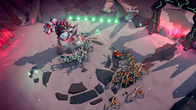 Masters of Anima, an action-RTS about a guy who wants to get married, is out today