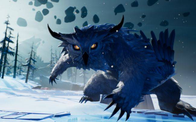 The Dauntless open beta begins in May