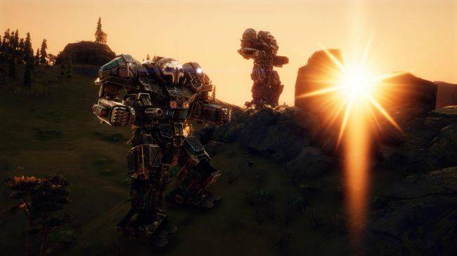 Battletech story trailer talks oppressive regimes, mercenary companies and civil war
