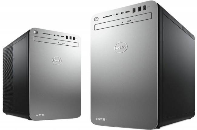 Get a Dell XPS desktop with 6-core Intel CPU and GeForce GTX 1070 for $1,000