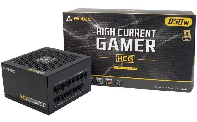 Antec slaps a decade-long warranty on new power supply line for gamers