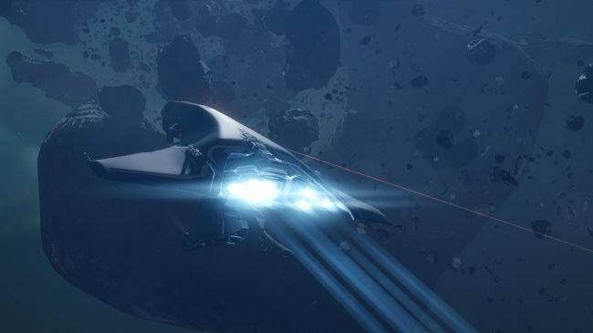EVE Online's next expansion pits players against a deadly alien race