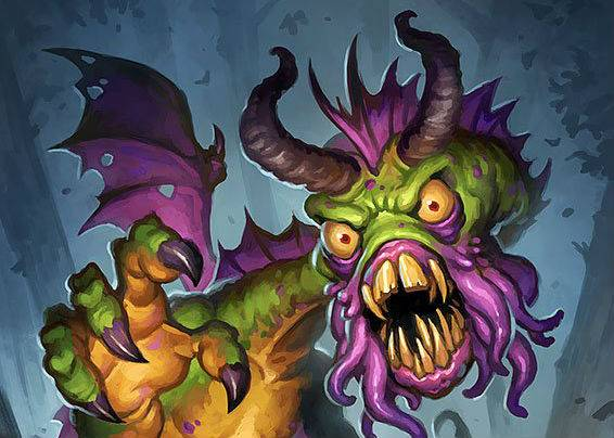 Hearthstone's new expansion already has a game-breaking combo
