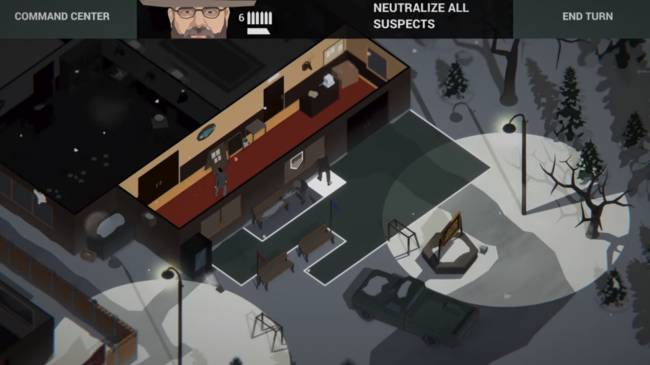 This Is the Police 2 has an XCOM-style tactical mode that changes the game entirely