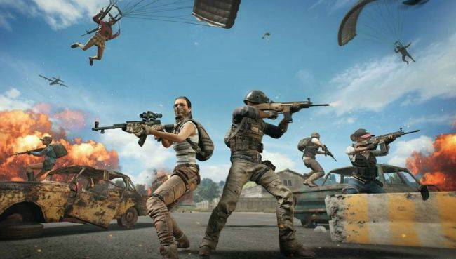 PUBG gets respawning, points-accumulating War mode