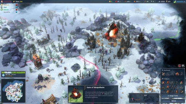 Northgard patch squashes bugs, teases new clan and a multiplayer ranking system