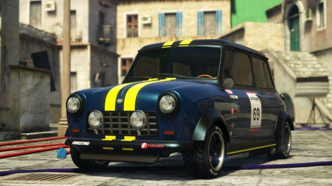 GTA Online gets new Italian Job-inspired police chase mode, complete with knock-off Minis