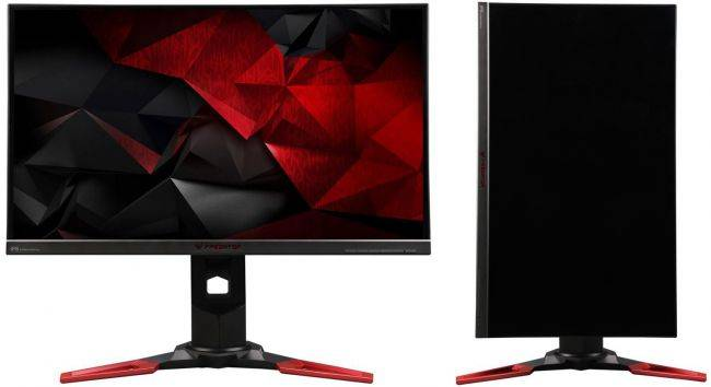 Acer's 27-inch 1440p 165Hz IPS monitor with G-Sync on sale for $550