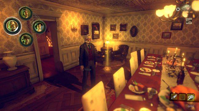 Mansions of Madness is getting a proper videogame adaptation