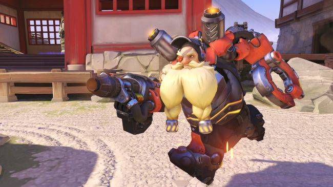 Overwatch gets a Competitive 6v6 Lockout Elimination season