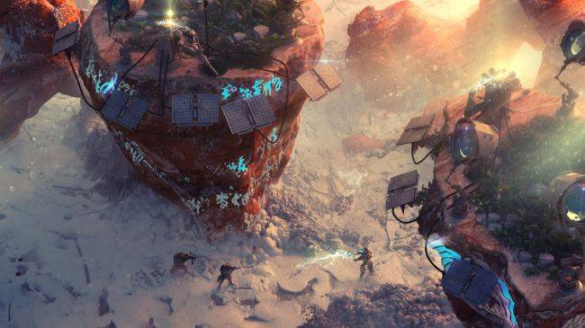 'First draft' of Wasteland 3 ready next month, still on track for 2019 release
