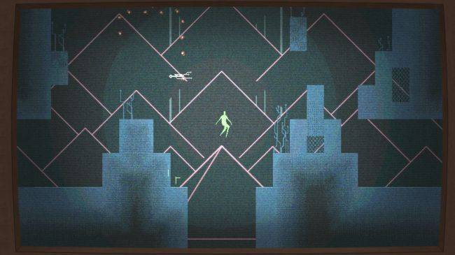 Explore a dying PC in offbeat Metroidvania Visual Out