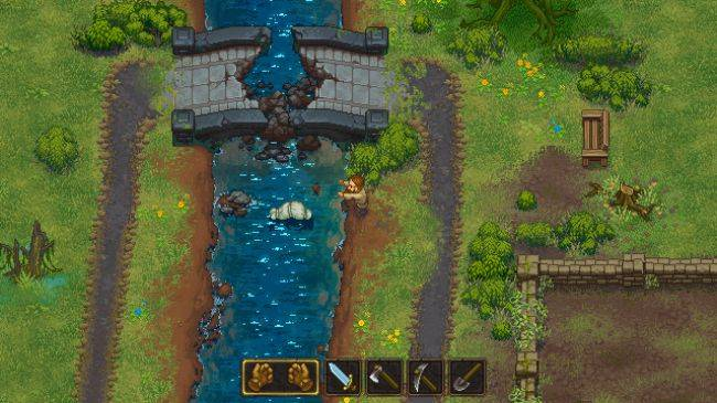 Cynical cemetery sim Graveyard Keeper gets grim in new trailer