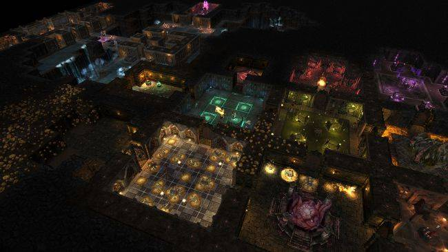 War for the Overworld's final expansion is out now, base game is 75% off
