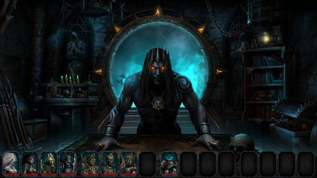 Iratus: Lord of the Dead, an RPG inspired by Darkest Dungeon, is heading to Kickstarter next month
