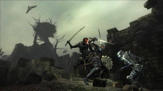 Demon's Souls in 4K and 30 fps on PC is wonderful and terrifying