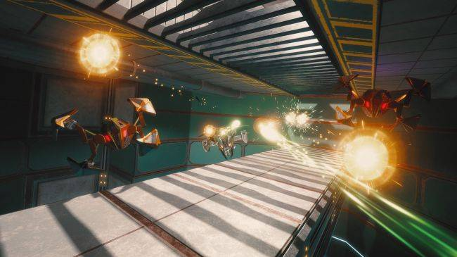 Descent successor Overload officially releasing next month