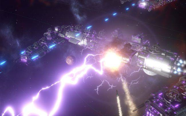 Stellaris unveils Distant Stars story DLC with gentle giants and angry space neighbours