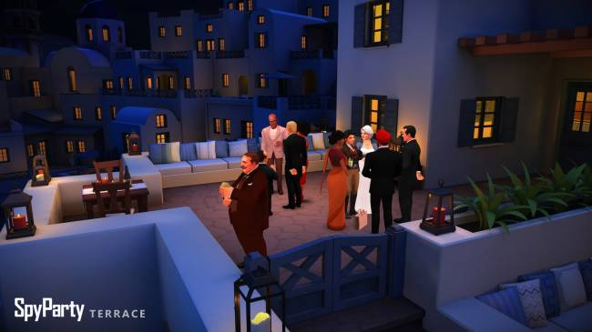10 years later, 'SpyParty' hits Steam Early Access on April 12th