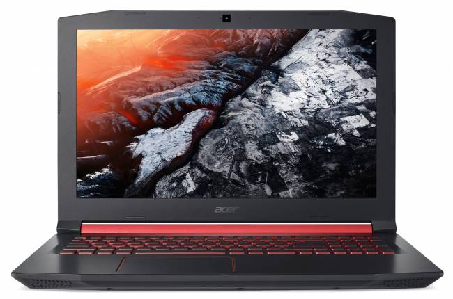 Acer's Nitro 5 gaming laptop now packs a six-core Intel processor