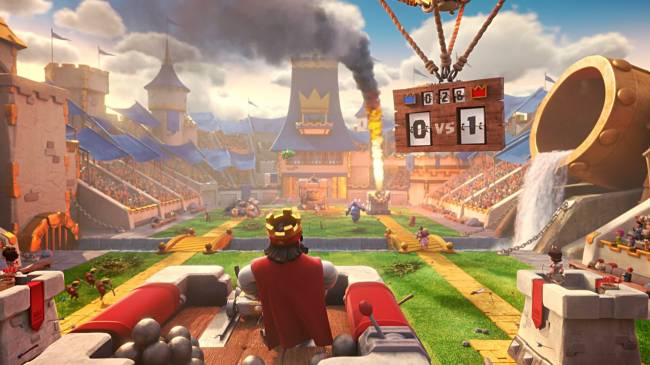 36 teams are joining the 'Clash Royale' eSports league