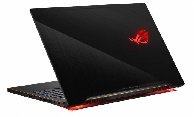 ASUS' Zephyrus M is a thin gaming laptop with a six-core i7