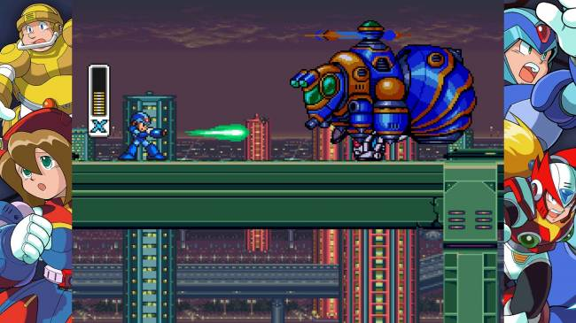 Two 'Mega Man X' collections are coming July 24th