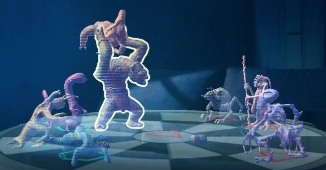 Play 'Star Wars' holochess without a headset on iOS