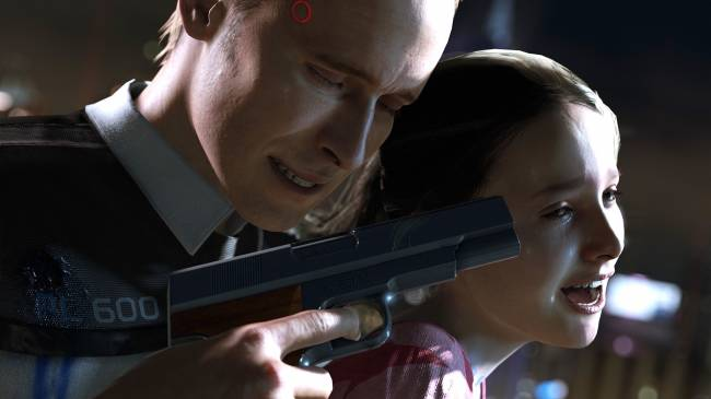 Test your hostage negotiation skills in 'Detroit: Become Human' demo