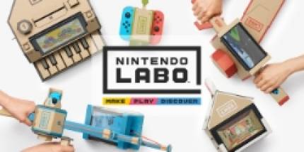 If you break your Nintendo Labo pieces you can get replacements, but it'll cost you