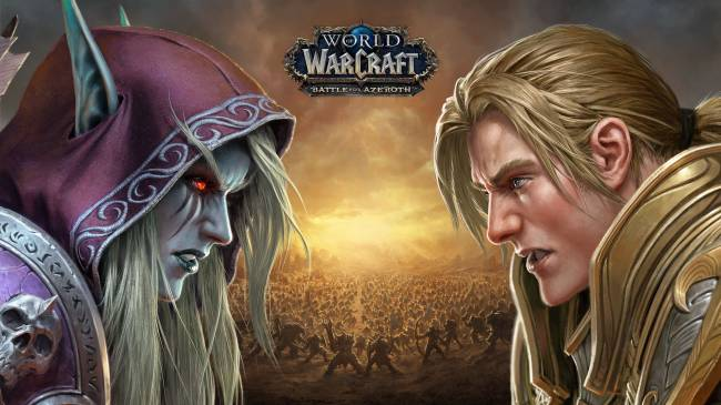 """""""World of Warcraft: Battle for Azeroth"""" Receives Release Date"""
