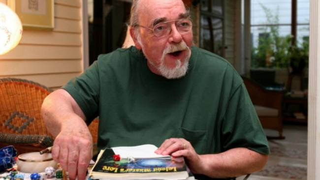 Gygax Trust to Develop Gary Gygax's Unpublished Games