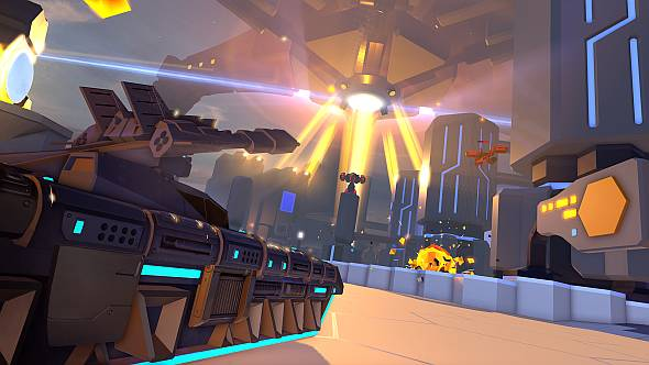 Battlezone is playable without a VR headset next month