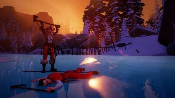The Darwin Project is now free to play