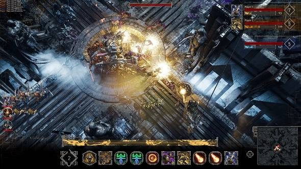 New Games: Golem Gates is a mix of deck building and RTS