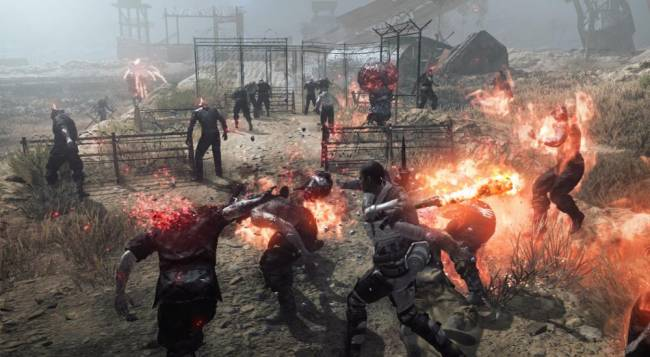 MGS3 Themed Co-Op Event Kicks Off Today in Metal Gear Survive
