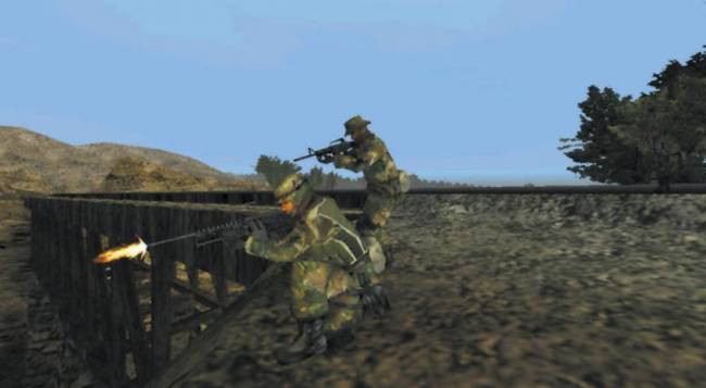 Mod for the First Tom Clancy's Ghost Recon Game Adds