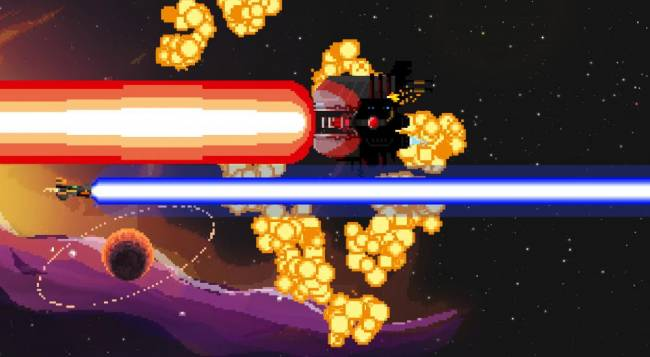 Steredenn: Binary Stars Update Brings Local Co-Op Shooting to Xbox One and Steam