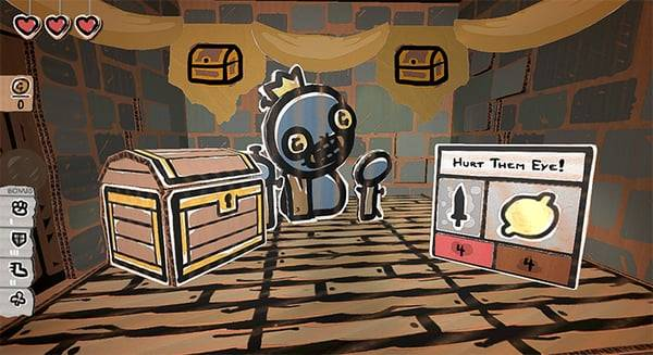 The Binding of Isaac spin-off puzzle RPG The Legend of Bum-bo teaser trailer