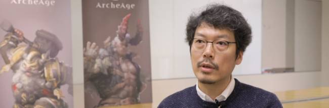 ArcheAge creator Jake Song talks about his return to the game