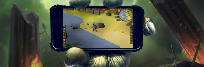 Old School RuneScape starts mobile beta testing