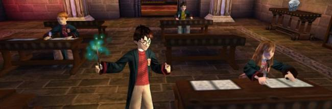 The Game Archaeologist: Harry Potter Online