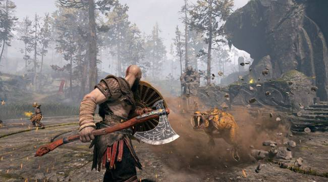 How Long Does God of War Take to Beat?